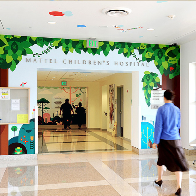 Mattel Children's Hospital